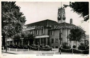 AK / Ansichtskarte Leicester_United_Kingdom Fire Station Leicester_United_Kingdom