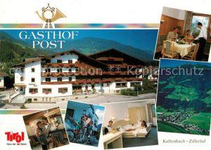 Ak Ansichtskarten Heimatbelege Zu Kaltenbach In Tirol Und Seiner