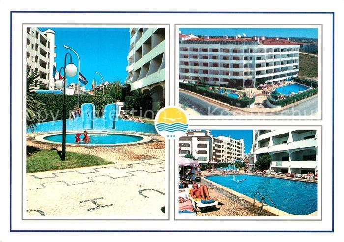 AK / Ansichtskarte Albufeira Apartementos Feliz Choro Albufeira