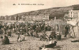 AK / Ansichtskarte Boulogne sur Mer  Boulogne sur Mer