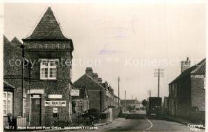 AK / Ansichtskarte Ingoldisthorpe Main Road and Post Office