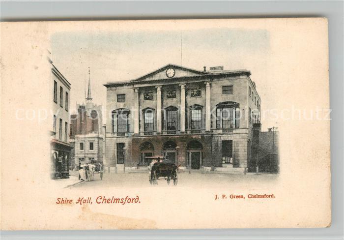 AK / Ansichtskarte Chelmsford Shire Hall