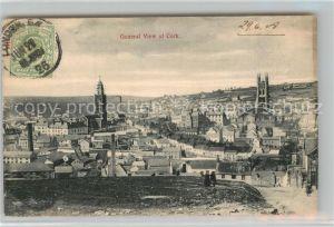 AK / Ansichtskarte London General View of Cork London