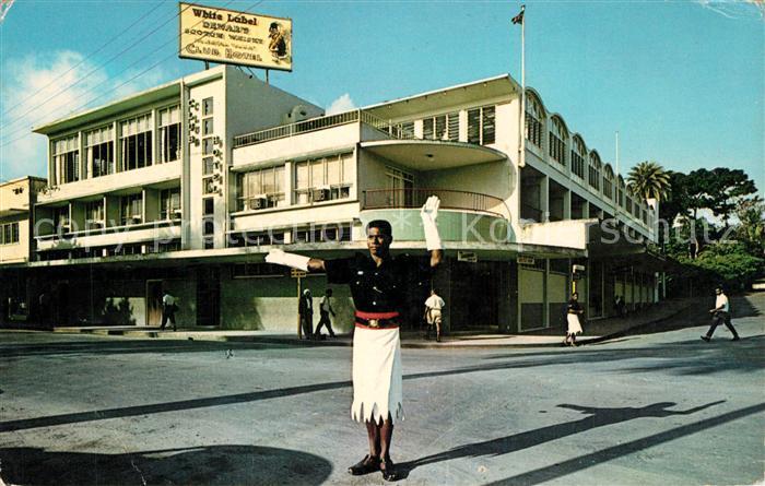 AK / Ansichtskarte Polizei Suva Fiji Club Hotel   0