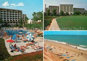 AK / Ansichtskarte Albufeira Hotel Alfa Albufeira