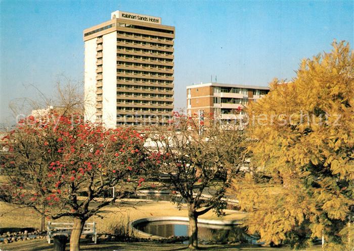 AK / Ansichtskarte Windhoek Hotel Kalaharl Sands Windhoek