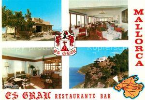 AK / Ansichtskarte Estallenchs Restaurante Bar Mirador Ricardo Roca Estallenchs