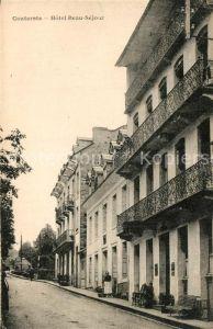 AK / Ansichtskarte Cauterets Hotel Beau Sejour Cauterets