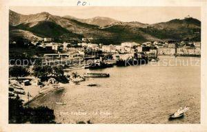 AK / Ansichtskarte Port Vendres La Rade Port Vendres
