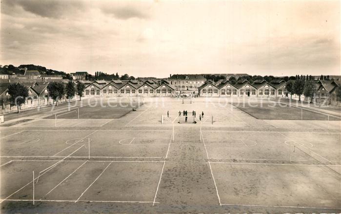 AK / Ansichtskarte Le_Mans_Sarthe Ecole Militaire Preparatoire Technique Quartier Paixhans Le_Mans_Sarthe