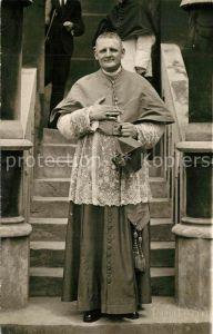 AK / Ansichtskarte Lourdes_Hautes_Pyrenees Priester Lourdes_Hautes_Pyrenees