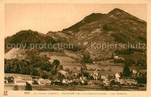 AK / Ansichtskarte Baudean Vue generale et les montagnes Hautes Pyrenees