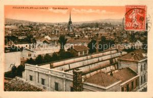 AK / Ansichtskarte Villefranche sur Saone Vue generale sur la ville Villefranche sur Saone