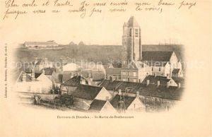 AK / Ansichtskarte Dourdan St Martin de Brethencourt Dourdan