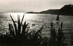 AK / Ansichtskarte Sanary sur Mer Coucher de soleil sur la Cride Cote d Azur Sanary sur Mer