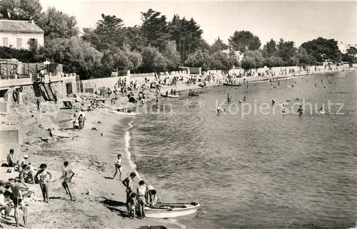 AK / Ansichtskarte Mar_Vivo_Les_Sablettes La Plage Cote d Azur