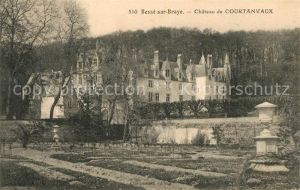 AK / Ansichtskarte Besse sur Braye Chateau de Courtanvaux Besse sur Braye