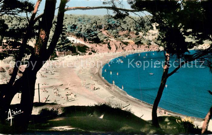 AK / Ansichtskarte Fabregas La Plage Cote d Azur