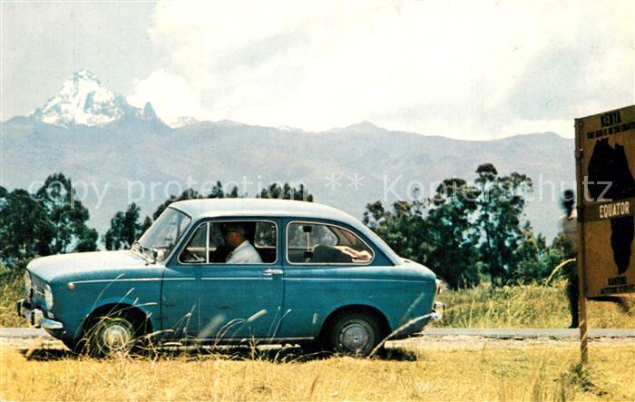 AK / Ansichtskarte Autos Fiat 850 ?quator   0