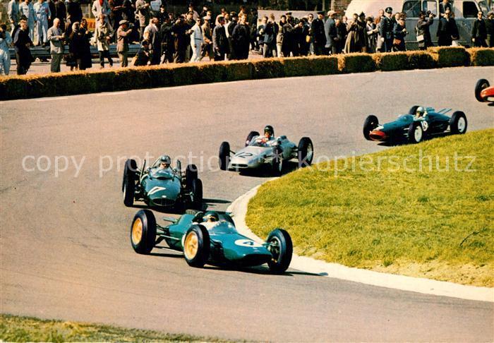 AK / Ansichtskarte Autorennen Grand Prix Zandvoort Graham Hill  Autorennen