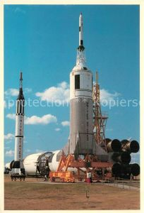 AK / Ansichtskarte Raumfahrt NASA Johnson Space Center Houston Texas