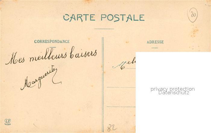 AK / Ansichtskarte Bruniquel Chateau en Nid d Aigle Bruniquel 1