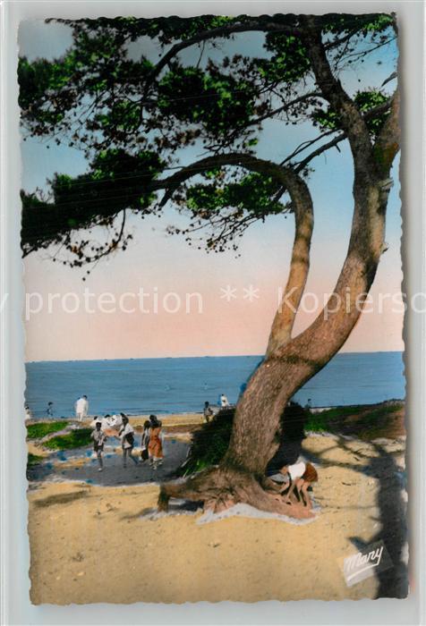 AK / Ansichtskarte La_Capte La Plage Cote d Azur La_Capte 0