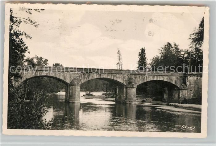 AK / Ansichtskarte Realmont Pont de Gassales Route de Castres Realmont 0