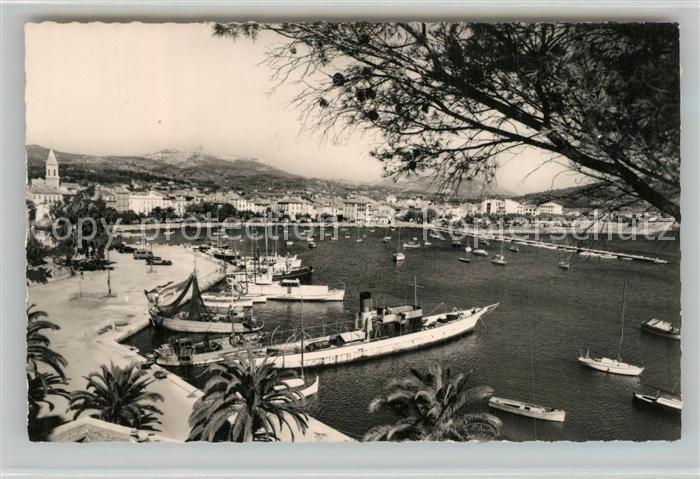 AK / Ansichtskarte Sanary sur Mer Vue generale le port Cote d Azur Sanary sur Mer 0