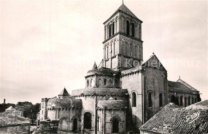 AK / Ansichtskarte Chauvigny Eglise Saint Pierre Chauvigny