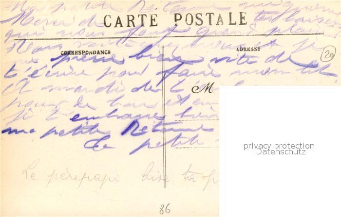 AK / Ansichtskarte Poitiers_Vienne Le Rond Point et la Grande Allee de Blossac Poitiers Vienne 1