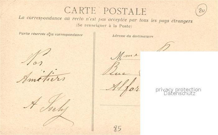 AK / Ansichtskarte Les_Sables d_Olonne La Marchande de moules Les_Sables d_Olonne 1