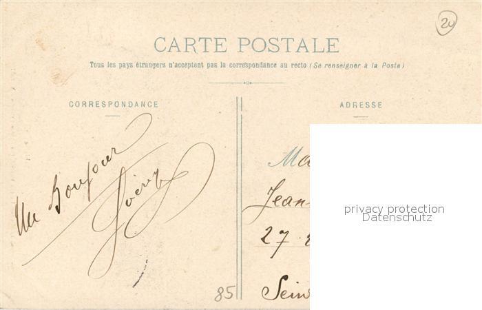 AK / Ansichtskarte Les_Sables d_Olonne Sablaise Les_Sables d_Olonne 1