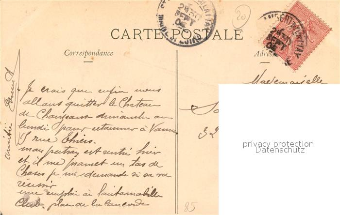 AK / Ansichtskarte Les_Sables d_Olonne Le Raccomodage des filets Les_Sables d_Olonne 1