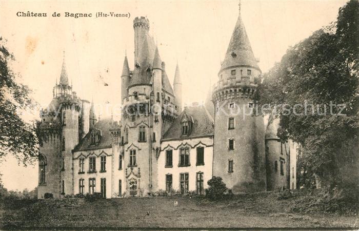 AK / Ansichtskarte Bagnac sur Cele Chateau de Bagnac Bagnac sur Cele 0