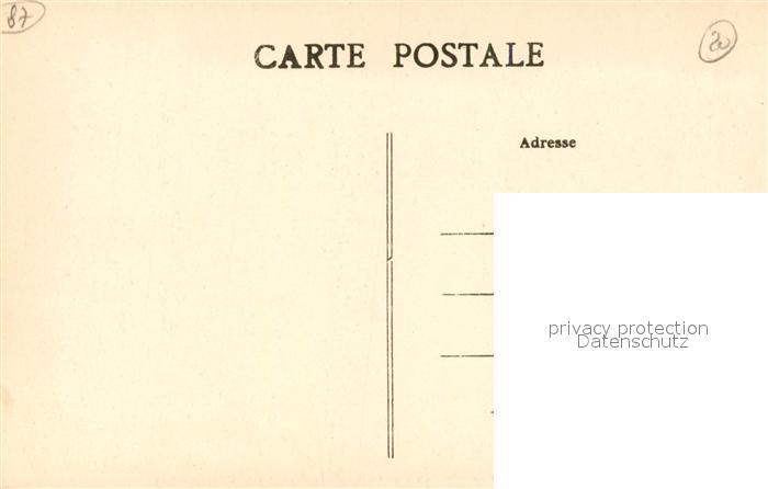 AK / Ansichtskarte Limoges_Haute_Vienne Aux Paquerettes Limoges_Haute_Vienne 1