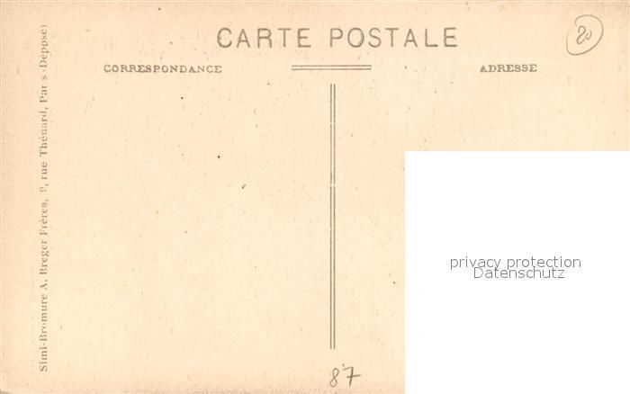 AK / Ansichtskarte Le_Dorat Chateau du Puy du Monteil Le_Dorat 1