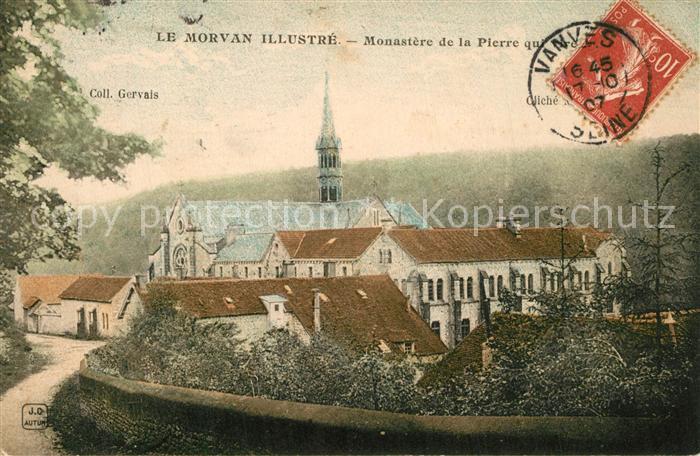 AK / Ansichtskarte Vanves Monastere de la Pierre qui vire Vanves 0