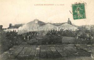 AK / Ansichtskarte Laroche_Migennes Le Depot Laroche Migennes