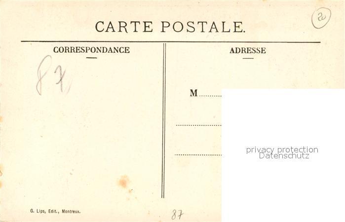 AK / Ansichtskarte Coussac Bonneval_Haut_Vienne Le Chateau de Bonneval Facade Sud Ouest Coussac Bonneval_Haut 1