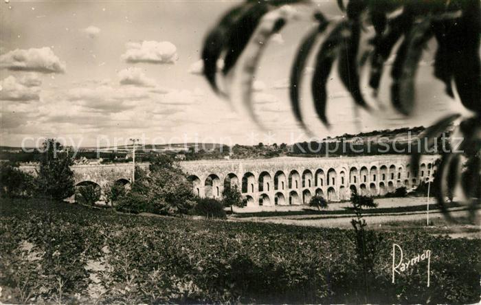 AK / Ansichtskarte Pont sur Yonne Aqueduc de la Vanne Pont sur Yonne 0