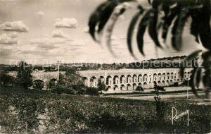 AK / Ansichtskarte Pont sur Yonne Aqueduc de la Vanne Pont sur Yonne