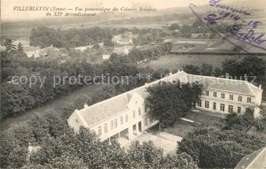 AK / Ansichtskarte Villeblevin Vue panoramique des Colonies Scolaires  Villeblevin