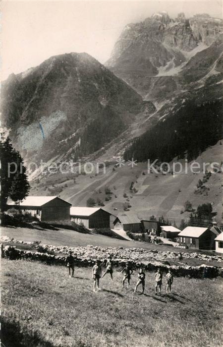 Pralognan la Vanoise Colonie de Vacances Hameau des Granges Alpes Pralognan la Vanoise