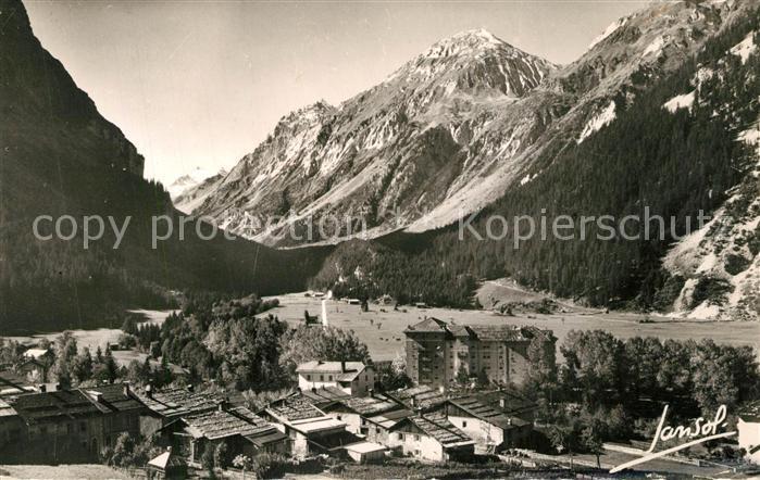 Pralognan la Vanoise Vallee des Chavieres Poisey et le Petit Mont Blanc Alpes Pralognan la Vanoise 0