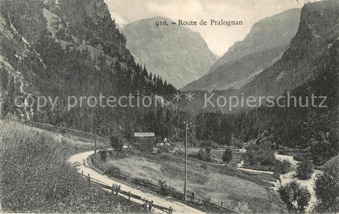 Pralognan la Vanoise Panorama Route de Pralognan Alpes Francaises Pralognan la Vanoise