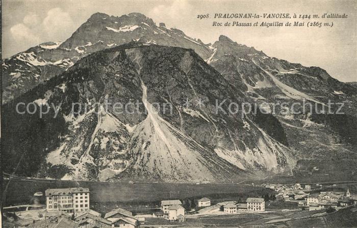 Pralognan la Vanoise Panorama Roc de Plassas Aiguilles de Mai Alpes Francaises Pralognan la Vanoise 0