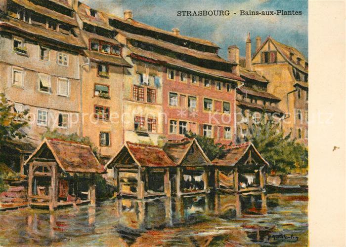 Strasbourg_Alsace Bains aux Plantes Strasbourg Alsace 0