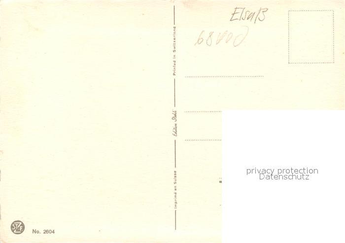Colmar_Haut_Rhin_Elsass Ortsmotiv Zeichnung Colmar_Haut_Rhin_Elsass 1