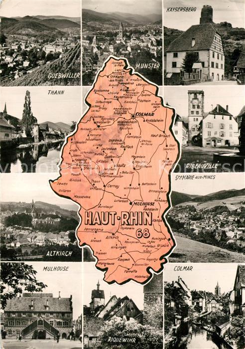 Elsass Karte Colmar.Elsass Alsace Guebwiller Munster Kaysersberg Thann Ribeauville Altkirch Mulhouse Riquewihr Colmar Elsass Alsace